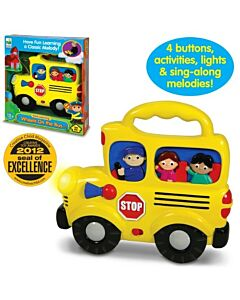 The Learning Journey: Early Learning, Wheels on the Bus - 13% OFF!!