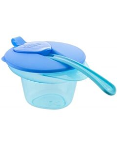 Tommee Tippee: Explora Cool & Mash Weaning Bowl - 20% OFF!!
