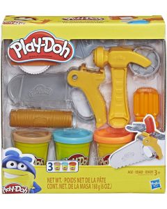Play-Doh: Toolin' Around Toy Tools Set (3 Years Old & Above) - 10% OFF!!
