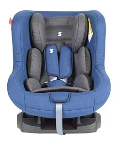 Snapkis Transformers Car Seat (0-4 years) - Blue Melange / Grey - 20% OFF!!