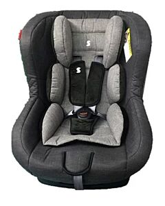 Snapkis Transformers Car Seat (0-4 years) - Grey Melange / Black - 20% OFF!!