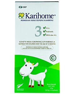 Karihome Growing Up Formula Step 3 Travel Pack (6 sticks) - 13% OFF!!