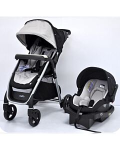 Evenflo Travel System Stroller Frevo™ (EV1888/31) - Grey - 40% OFF!!