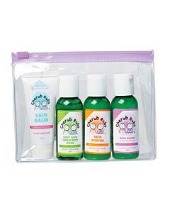 Cherub Rubs Organic Traveller Pack - 15% OFF!!