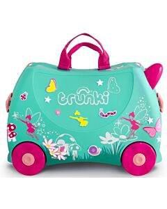 Trunki Ride-On Little Luggage for Little People - Fairy - 15% OFF!