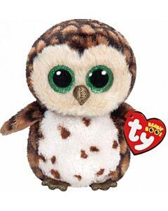 Ty Beanie Boos: Sammy - Brown Owl (Regular)