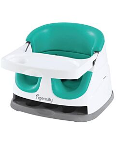 Ingenuity Baby Base 2-in-1 Seat (Ultramarine Green) NEW (Version 3.0) - RM100 OFF!!