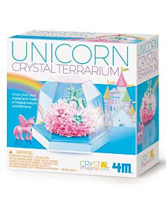 4M Unicorn Crystal Terrarium - 15% OFF!!