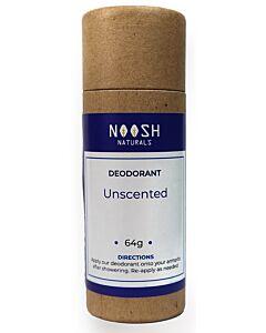 Noosh Naturals: Unscented Unisex Deodorant 64g (Large) - 4% OFF!!