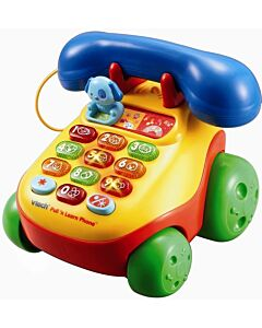 VTECH : Pull & Learn Phone - 15% OFF!!