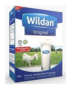 WILDAN Susu Kambing Asli 500g + FREE 50g (1 Tahun & Ke Atas)
