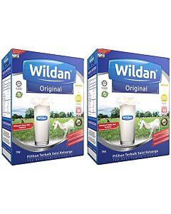 WILDAN Susu Kambing Asli 1kg - 2 Box Bundle (1 Tahun & Ke Atas) - 6% OFF!!