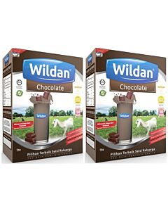 WILDAN Susu Kambing Coklat 1kg - 2 Box Bundle (1 Year and Above) - 6% OFF!!