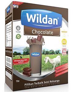 WILDAN Susu Kambing Coklat 1kg (1 Tahun & Ke Atas)