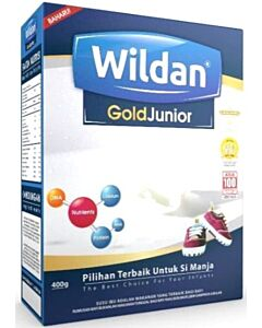 WILDAN Gold Junior - 400g (0-12 Bulan) - 15% OFF!!