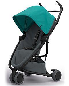 Quinny Zapp Flex Stroller   Green on Graphite - 30% OFF!! + FREE!! Maxi Cosi Cabriofix Travel System