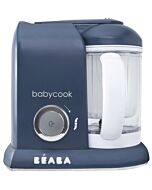 Beaba: Babycook Solo - Navy Blue (Limited Edition) - 40% OFF!!